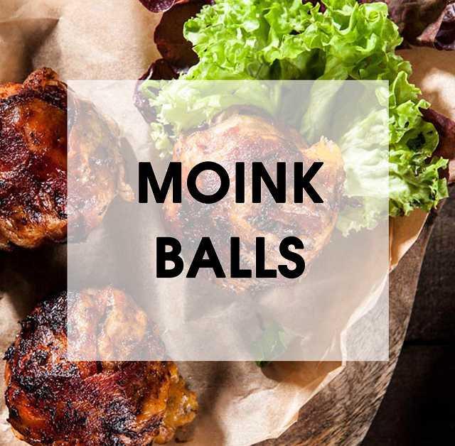 Mexican Tears Moink Balls