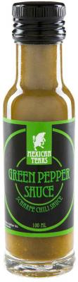 Mexican Tears - Red Pepper SauceMexican Tears - Green Pepper Sauce