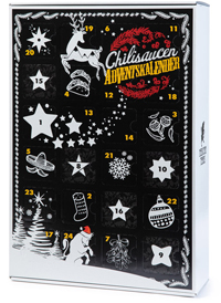 chilisaucen adventskalender